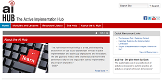 The Active Implementation Hub